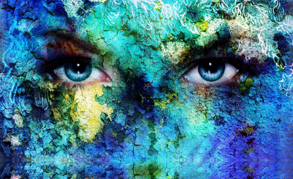 La magie des couleurs : la couleur Bleue