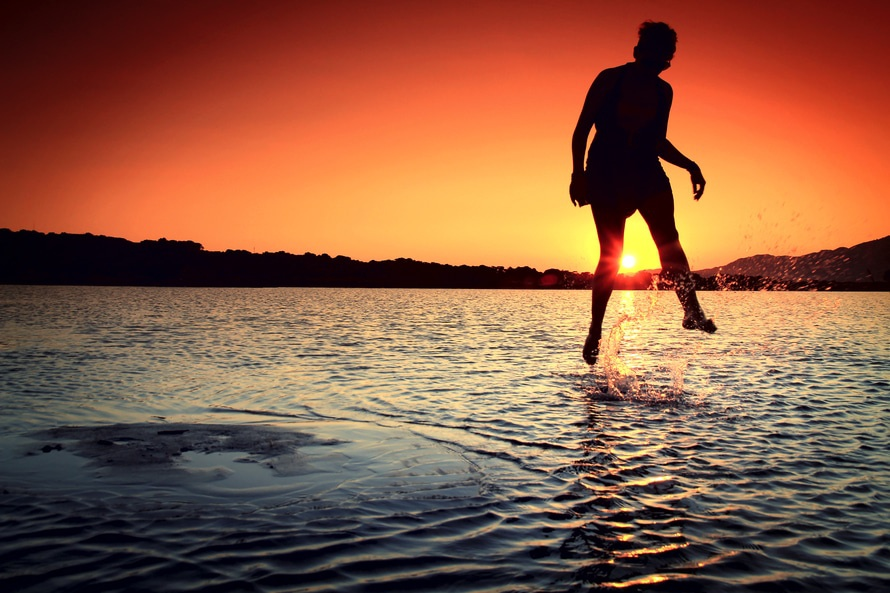 sea-dawn-sunset-person-large